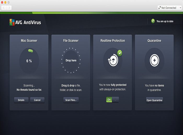 AVG AntiVirus (Mac)