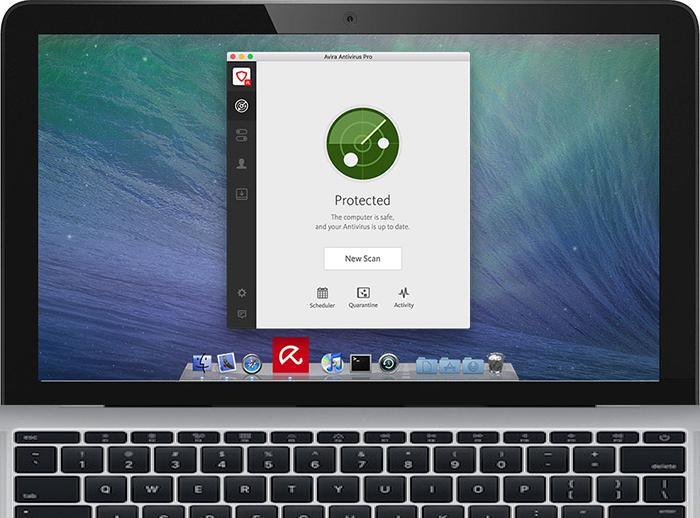 Avira Free Antivirus (Mac)