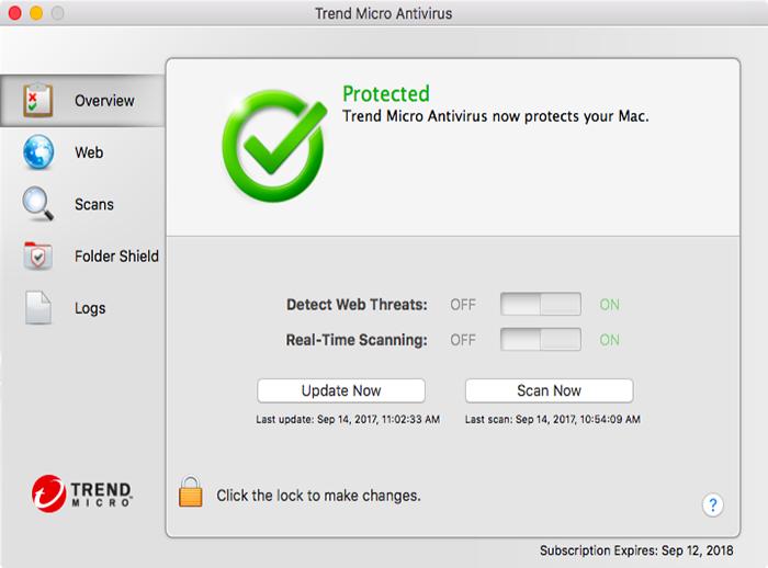 Trend Micro Antivirus (Mac)