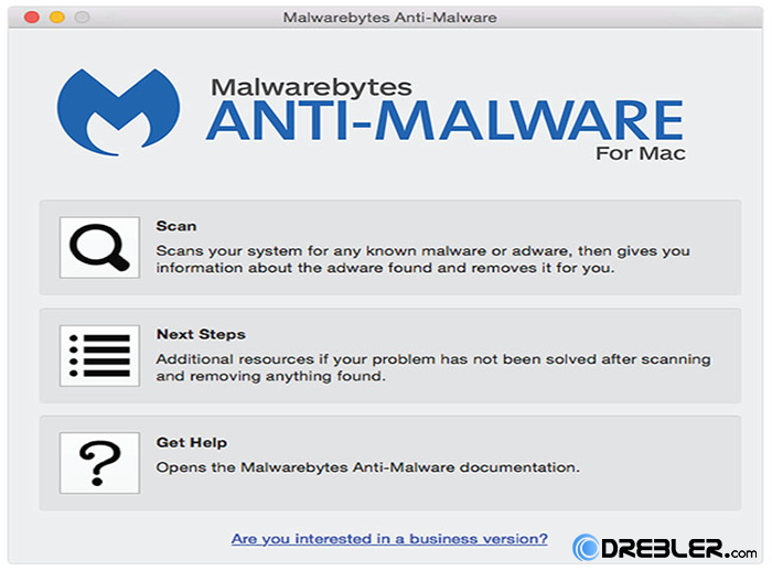 Malwarebytes Anti-Malware (Mac)