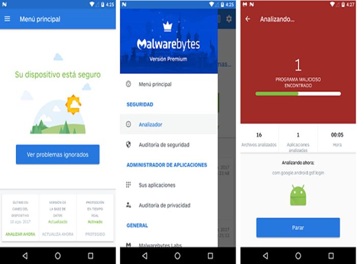 Malwarebytes Anti-Malware (Android)