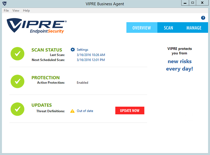 VIPRE Businesss Protection