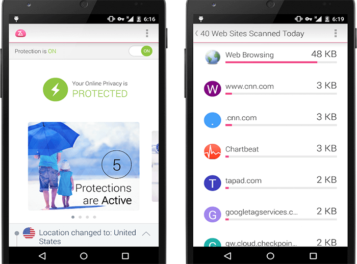 ZoneAlarm Mobile Security (Android)
